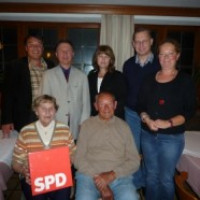 SPD Vorstand Krumbach 2011
